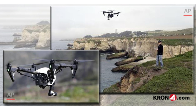 Technology And Outdoor Sports Converge At Santa Cruz Drone Conference