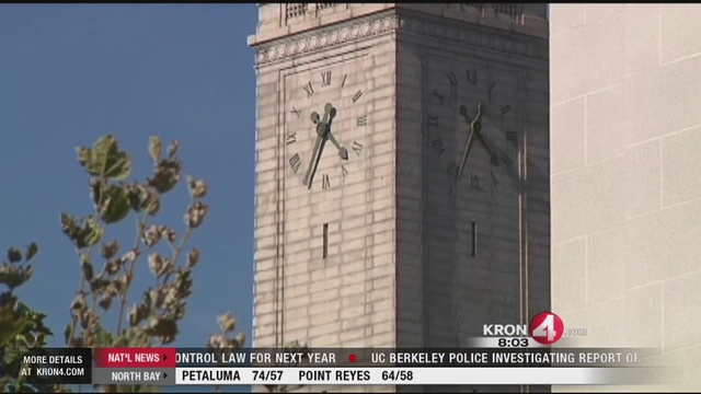 Police looking for 10 people involved in UC Berkeley assault