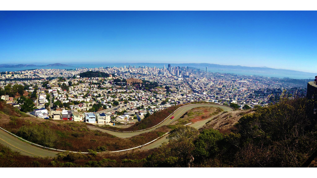 Tourists robbed at gunpoint at San Francisco's Twin Peaks
