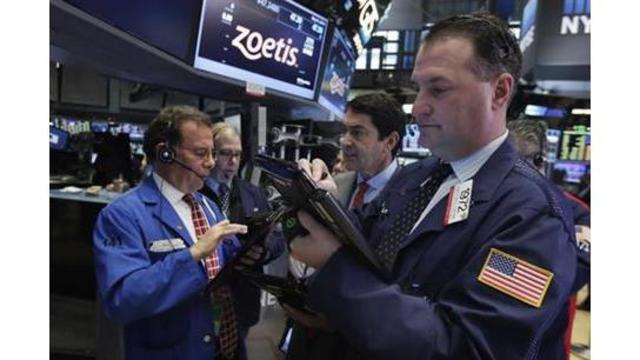 Dow ends 2.9% lower as Trump's China tariffs spur selloff