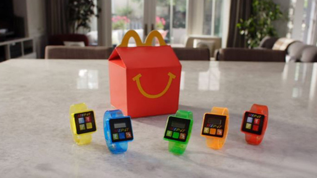 McDonald's recalls Happy Meal activity trackers due to risk of skin irritation