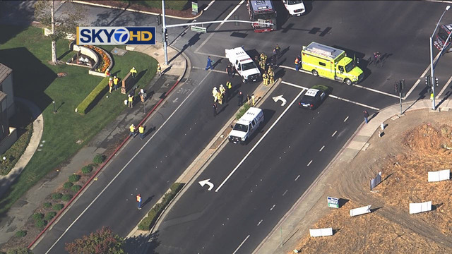 VIDEO: Crews investigate hazmat incident after radioactive material spilled in Antioch