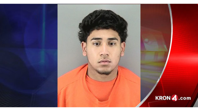 VIDEO: Police arrest one out of five suspects involved in San Francisco robbery