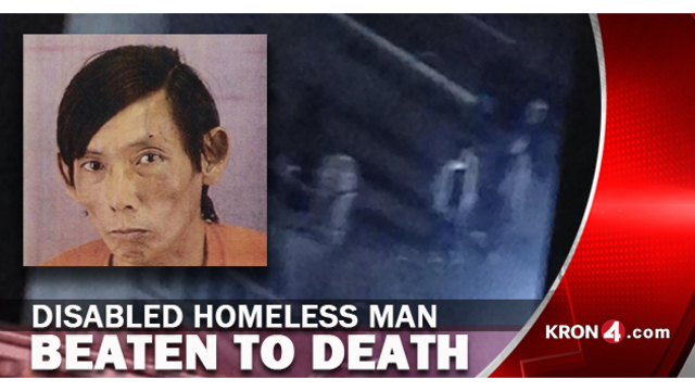 VIDEO: San Francisco police arrest two men in fatal beating of homeless man in 2014