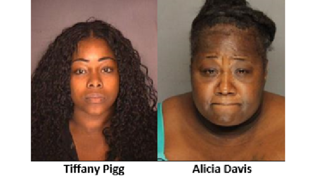 Two women arrested for mail theft thanks to alert Pleasanton citizen