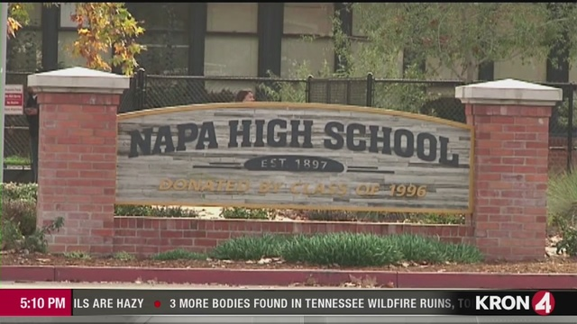 6 Napa High School students to face charges in football team hazing case