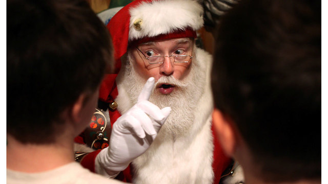 WHERE'S SANTA? How to track Santa with the kids this Christmas Eve
