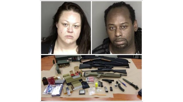 Pacific Grove: 2 arrested on several drug, gun-related charges