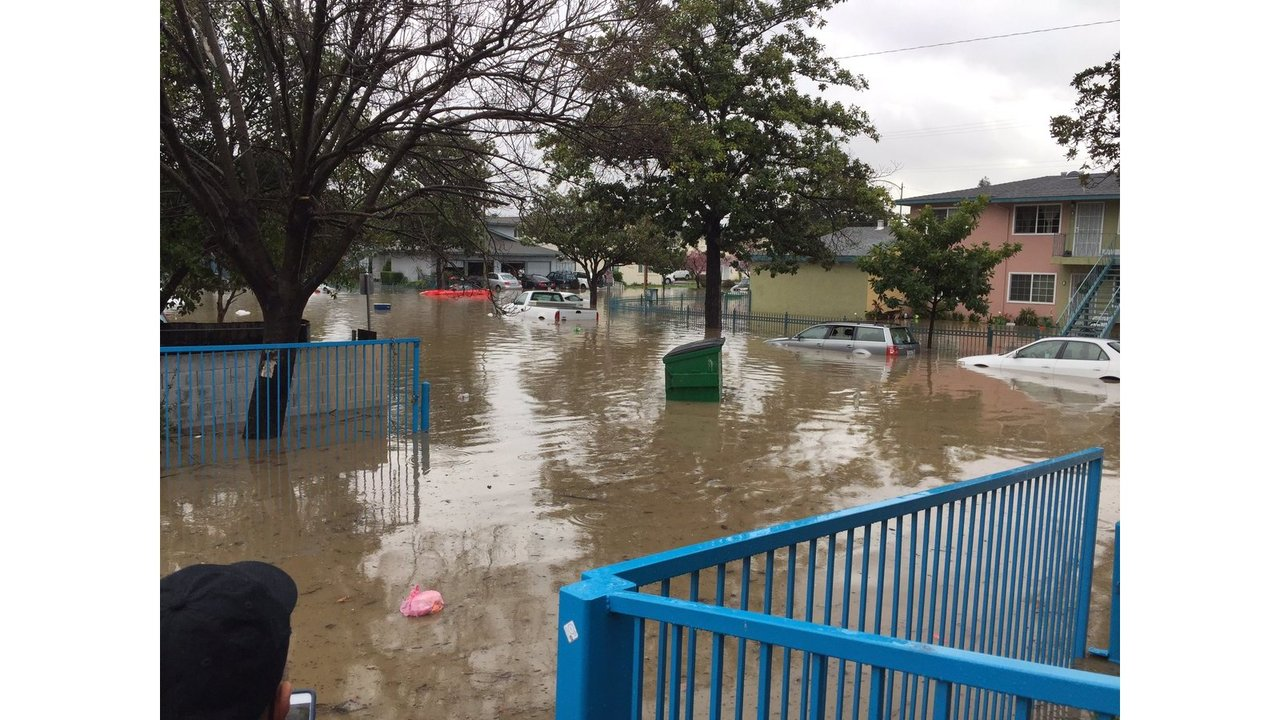 French lick flooding pictures
