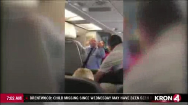 WATCH: American Airlines employee suspended following controversial video
