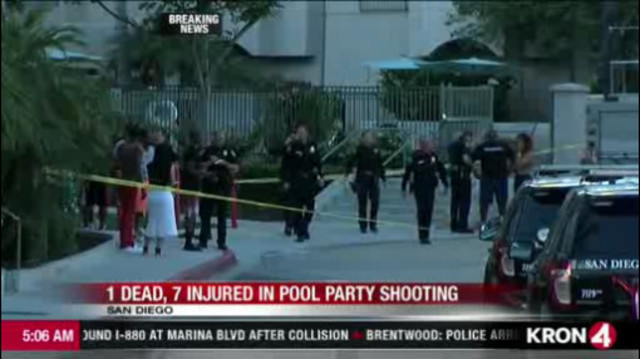 VIDEO: San Diego gunman was allegedly distraught over breakup during apartment complex shooting spree