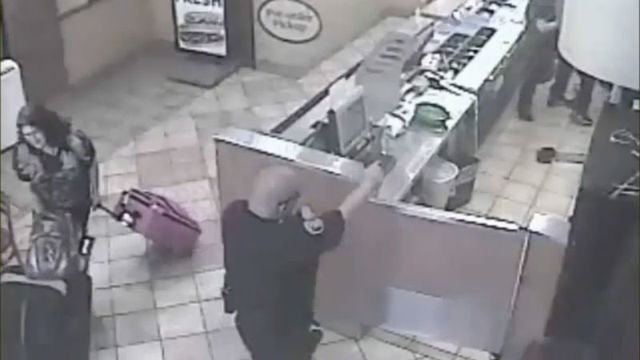 San Francisco police release video of fatal officer-involved shooting in Subway