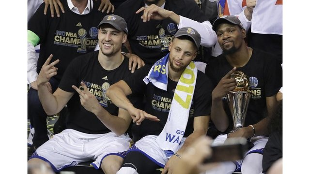 Warriors to tour African American Museum in D.C. instead of White House