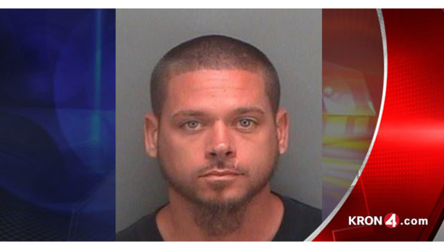 Drunk, naked man shows up to Florida home, throws feces