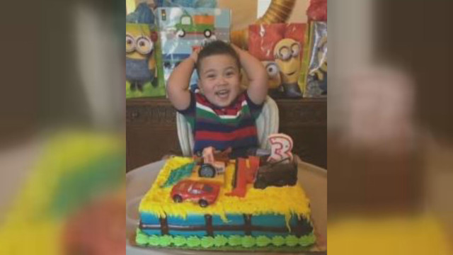 VIDEO Family makes public plea after boy 3 dies waiting for heart