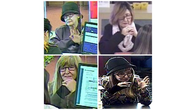 Woman uses counterfeit driver's license to withdraw money from East Bay banks