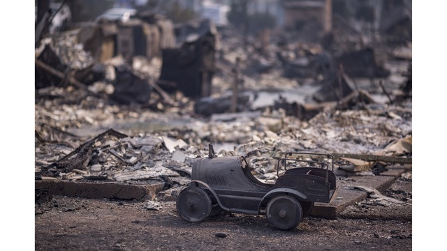 At Least 11 Dead As Multiple Wildfires Burn Through California Wine Country_648230