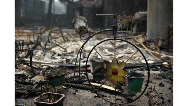 At Least 11 Dead As Multiple Wildfires Burn Through California Wine Country_648243