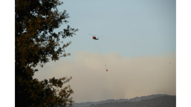 At Least 11 Dead As Multiple Wildfires Burn Through California Wine Country_648228