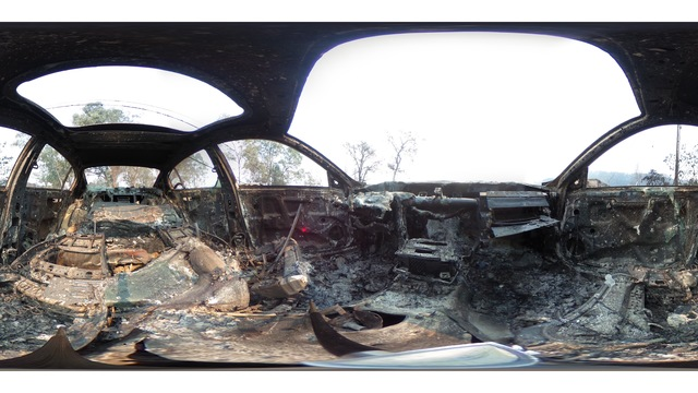 Multiple Wildfires Continue To Ravage California Wine Country_649386