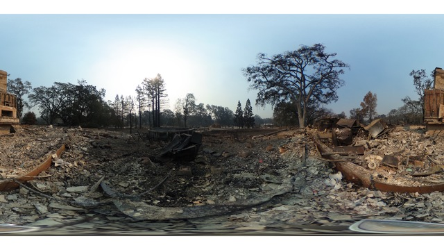 Multiple Wildfires Continue To Ravage California Wine Country_649385