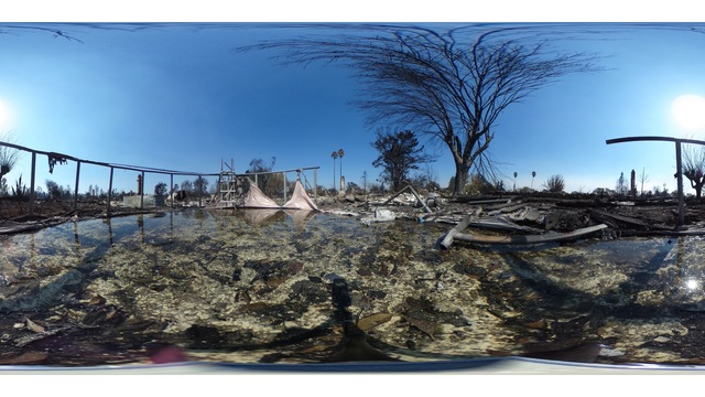 Multiple Wildfires Continue To Ravage California Wine Country_649382