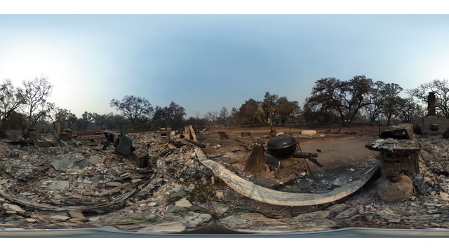 Multiple Wildfires Continue To Ravage California Wine Country_649372