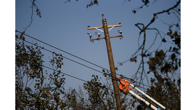 Multiple Wildfires Continue To Ravage California Wine Country_649997