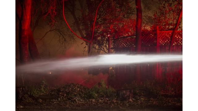 Multiple Wildfires Continue To Ravage Through California Wine Country_651615