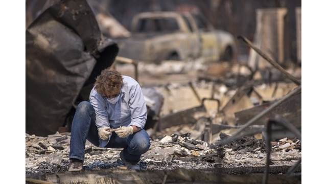 Multiple Wildfires Continue To Ravage Through California Wine Country_651651