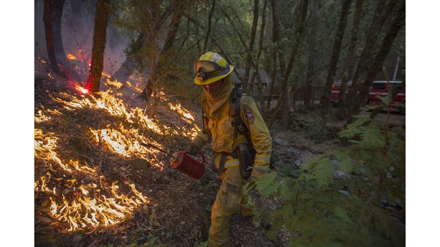 Multiple Wildfires Continue To Ravage Through California Wine Country_651662