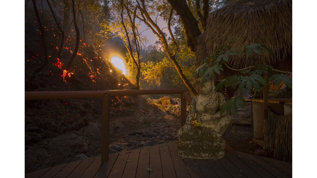 Multiple Wildfires Continue To Ravage Through California Wine Country_651663