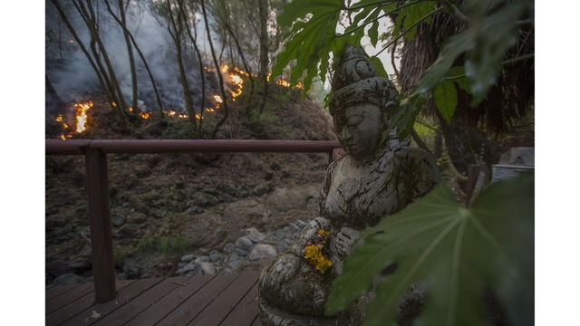 Multiple Wildfires Continue To Ravage Through California Wine Country_651665