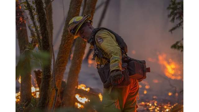 Multiple Wildfires Continue To Ravage Through California Wine Country_651666