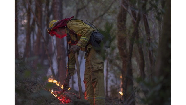 Multiple Wildfires Continue To Ravage Through California Wine Country_651669