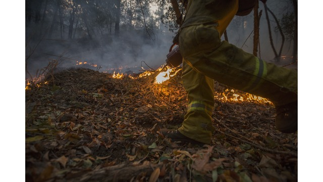 Multiple Wildfires Continue To Ravage Through California Wine Country_651672
