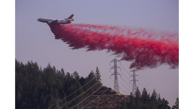 Multiple Wildfires Continue To Ravage Through California Wine Country_651673
