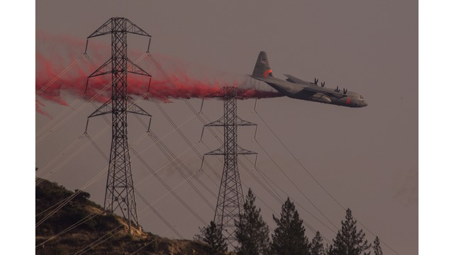 Multiple Wildfires Continue To Ravage Through California Wine Country_651674