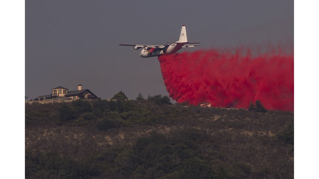 Multiple Wildfires Continue To Ravage Through California Wine Country_651675