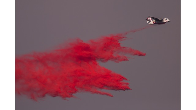 Multiple Wildfires Continue To Ravage Through California Wine Country_651677