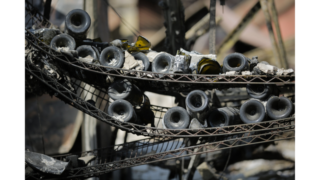Multiple Wildfires Continue To Ravage California Wine Country_652381