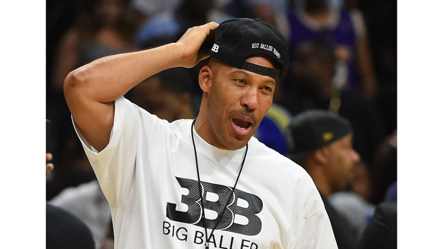 LaVar Ball knocks Trump's role in son's release from China