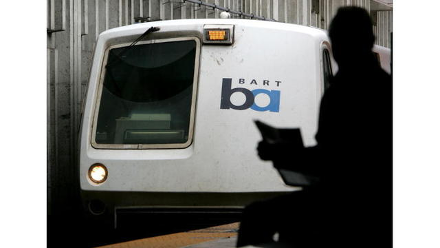Police: Man arrested for masturbating on BART while touching woman's leg
