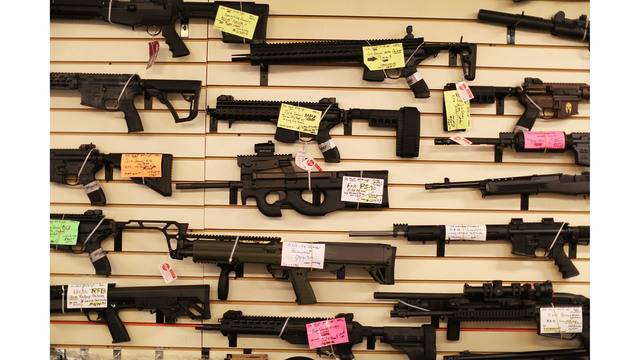 House passes GOP bill expanding gun owners' rights