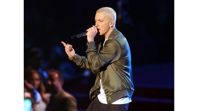 Eminem to host pop-up with 'mom's spaghetti' on the menu