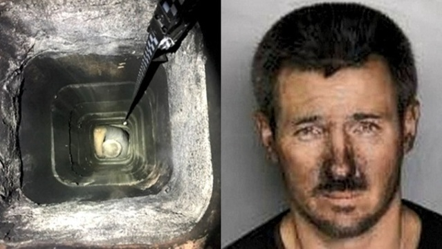 Accused burglar gets stuck in chimney in Sacramento, has to be rescued