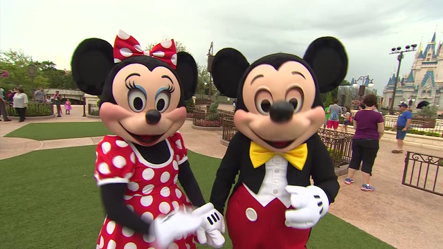 Minnie Mouse to get star on Walk of Fame
