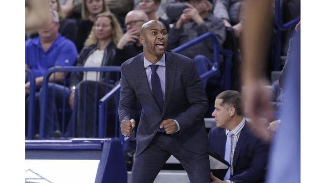 Report: San Diego basketball coach arrested in Oakland on domestic violence charges