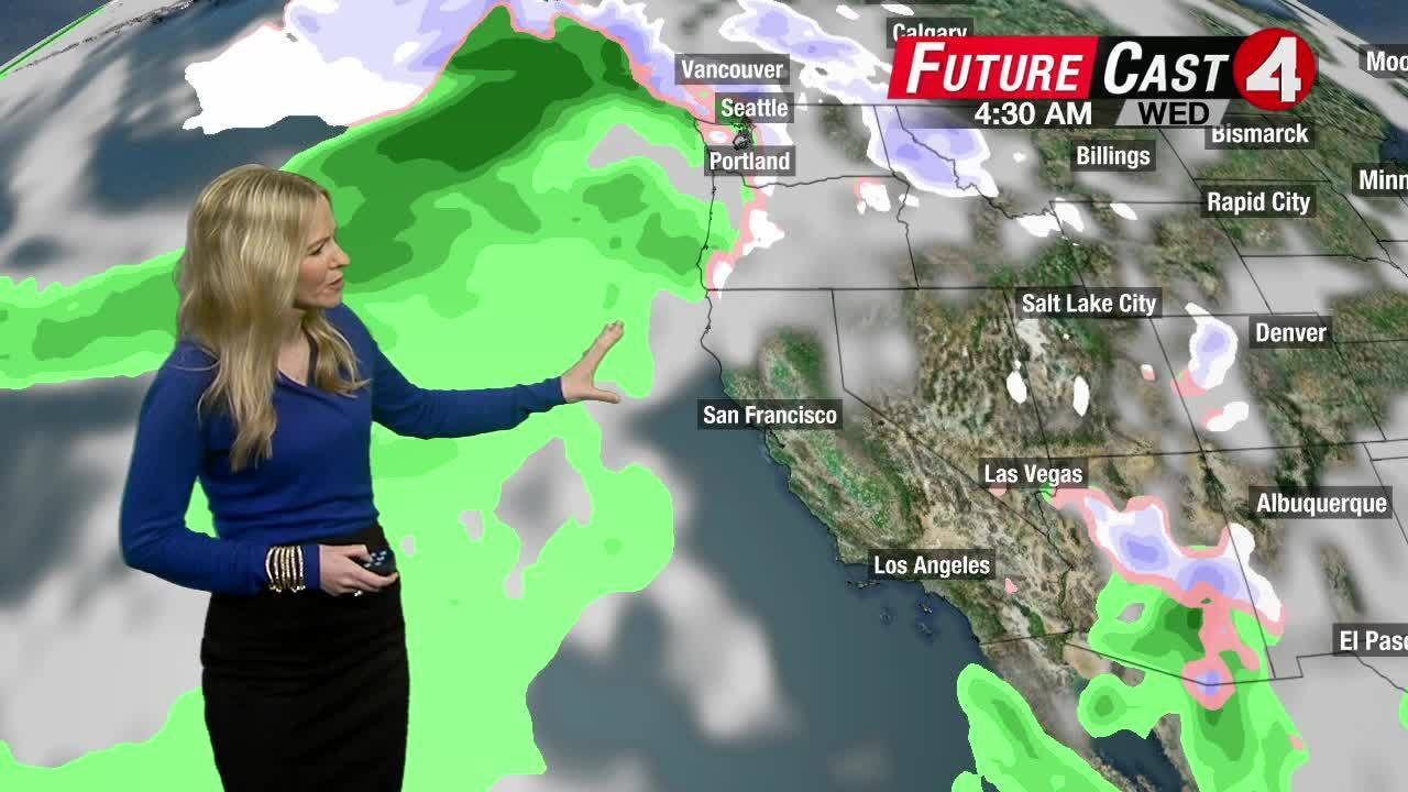 San Francisco Bay Area Weather Forecast