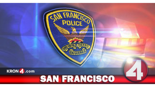 Violent armed robberies target people's cellphones in San Francisco